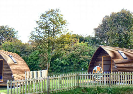 Why choose a glamping holiday in Cornwall?