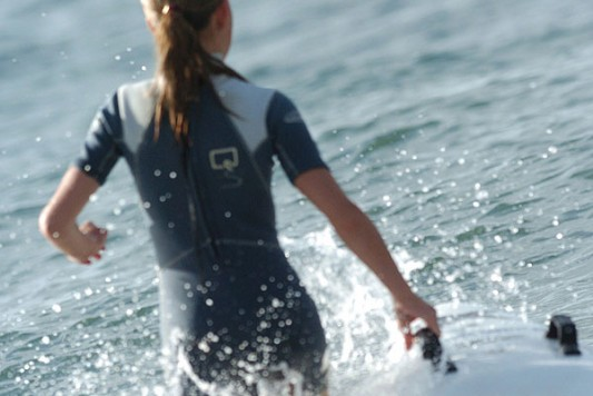 Learn to Surf in Cornwall