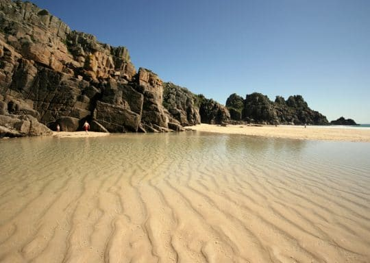 Cornwall's hidden coves and secret beaches