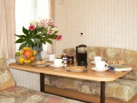 3 bedroom silver range of caravan accommodation