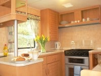 2 bedroom family caravans in Cornwall