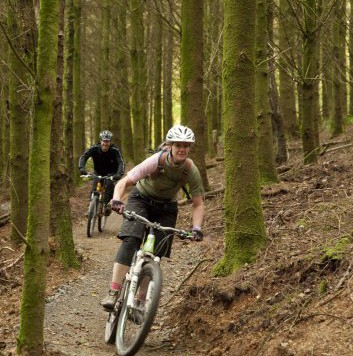 bodmin beast cycle trail for keen mountain bikers