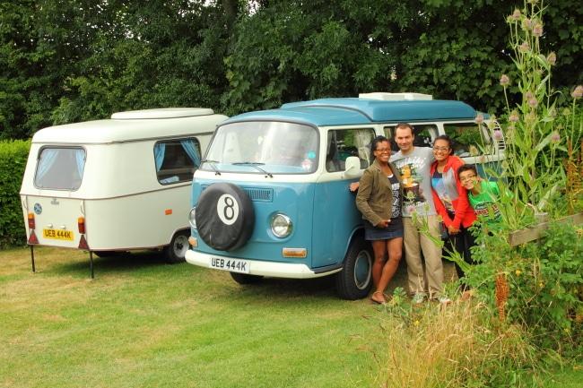 Small camper vans for pinterest