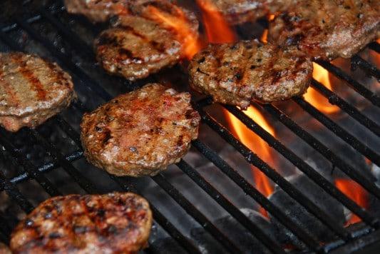 BBQ night at Tehidy Holiday Park