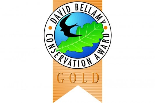 David Baellamy Gold Conservation award