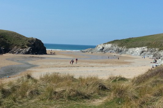 Polly Joke Beach