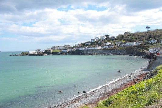 Coverack in Cornwall
