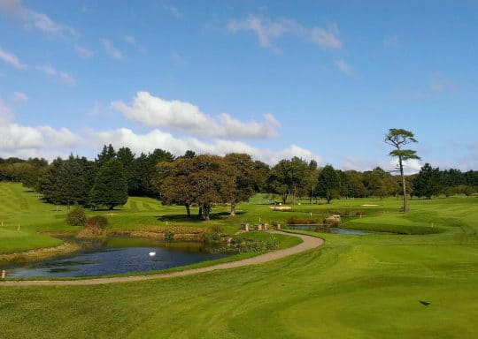 Our guide to the best golf courses in Cornwall