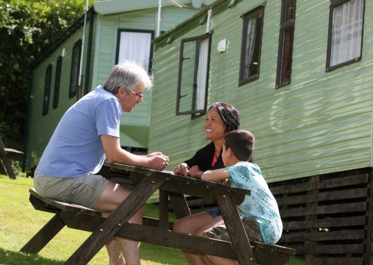 Last few holiday caravans in Cornwall for August
