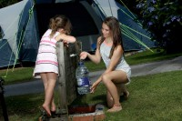 Touring and Camping Facilities
