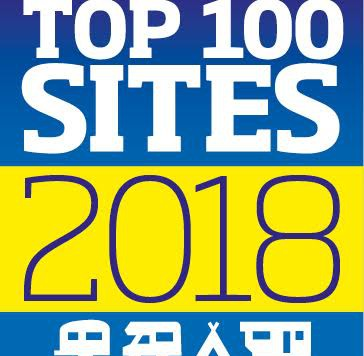 Practical Caravan Top 100 Sites 2018