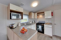 Caravan Holidays Kitchen