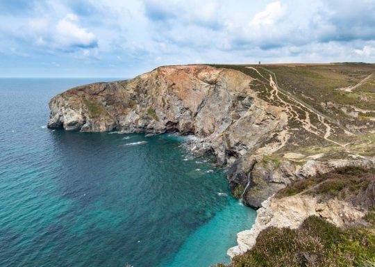 Top 5 castles in Cornwall