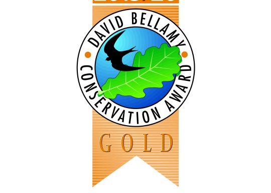 David Bellamy Gold Environmental Award