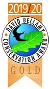 2019/20 David Bellamy Gold Award