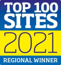 Top 100 Sites awards 2021