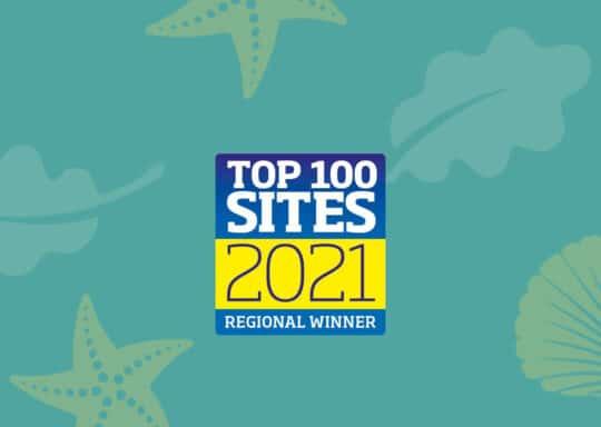 Top 100 Sites Awards 2022